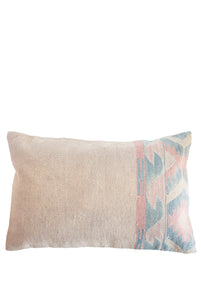 Real Tight Turkish Kilim Cushion