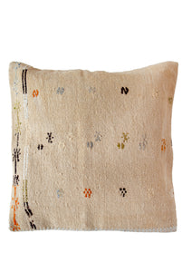 The Kiss Turkish Kilim Cushion
