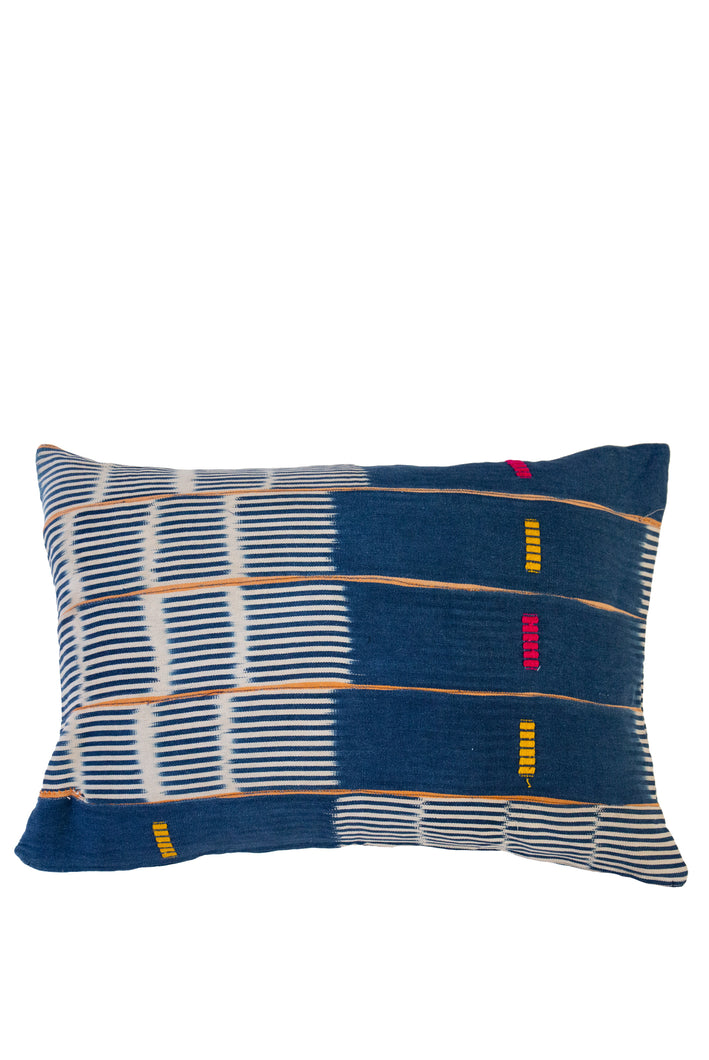 Vintage African Baoule Cushion 17