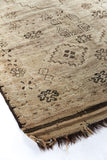Vintage Haouz of Marrakech Rug Neutral