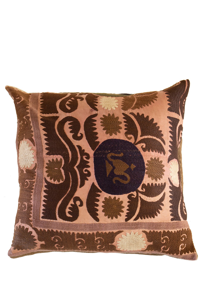 Linger Suzani Cushion