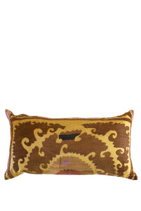 Palms Suzani Cushion