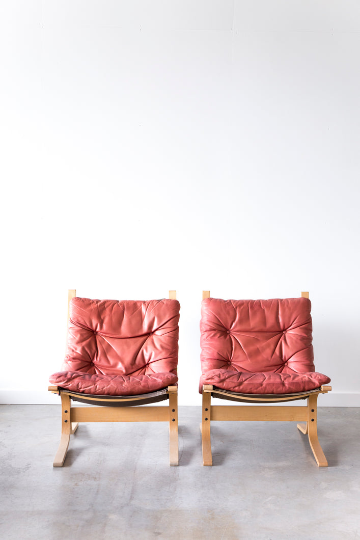 Westnofa Siesta Chairs - Pair