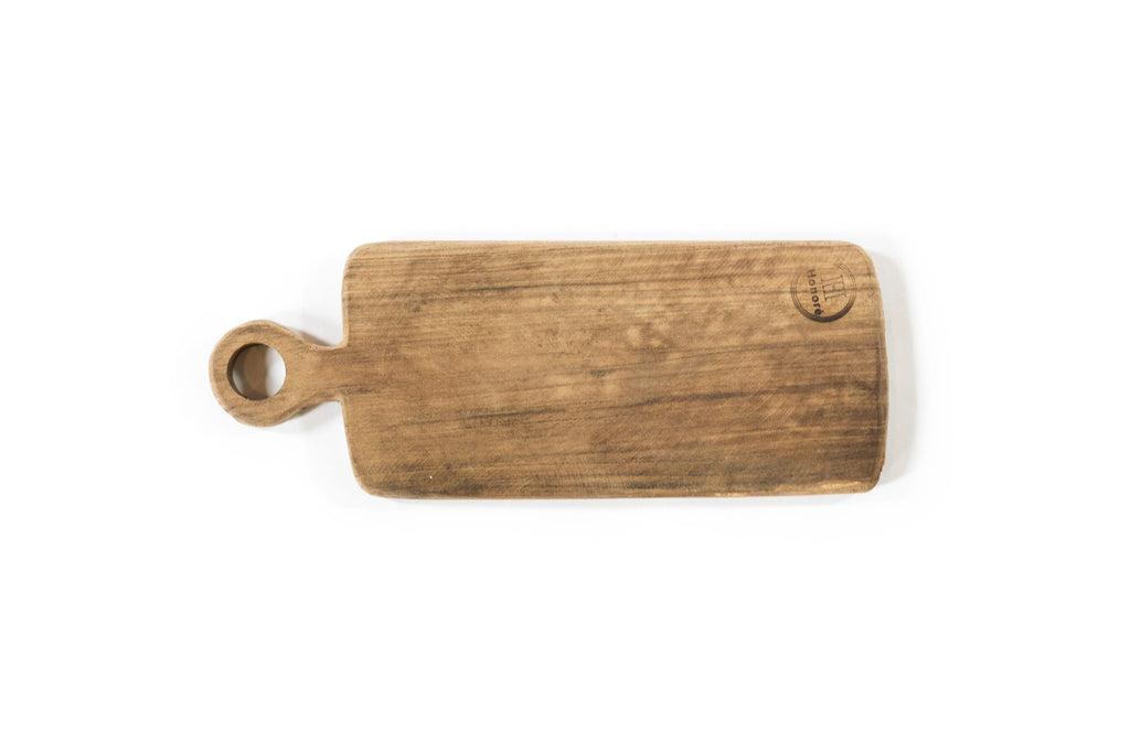 Bread Board - Round Hole Handle