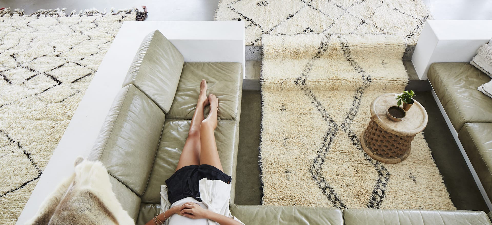 Moroccan Berber Vintage Rugs and Runners Byron Bay