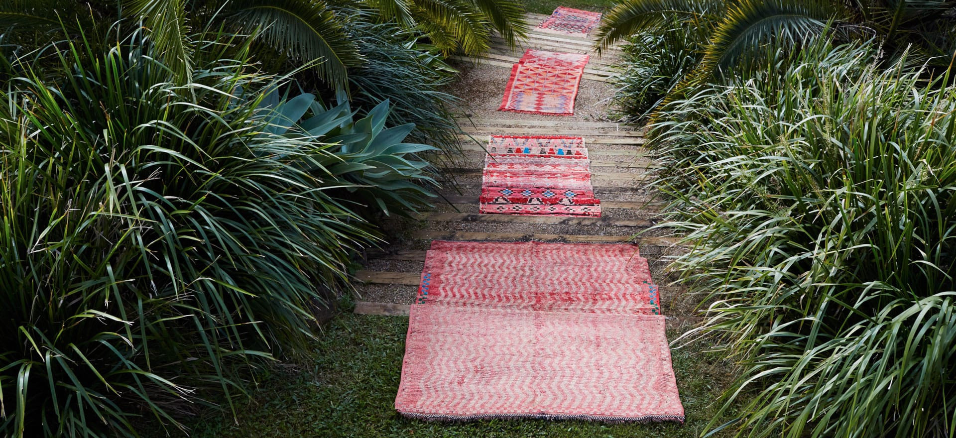 Moroccan Boujad Rugs and Runners Byron Bay