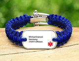 Active Edge™ Light Duty Medical Alert Bracelet