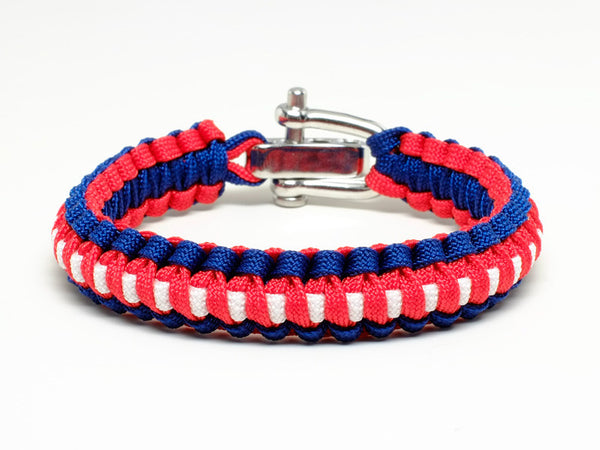 Active Edge™ Red, White & Blue Bracelet