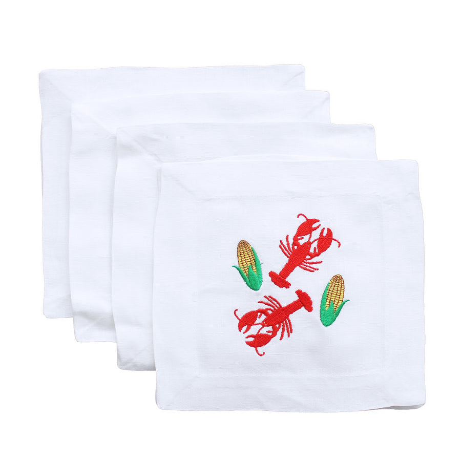 Clambake Cocktail Napkins