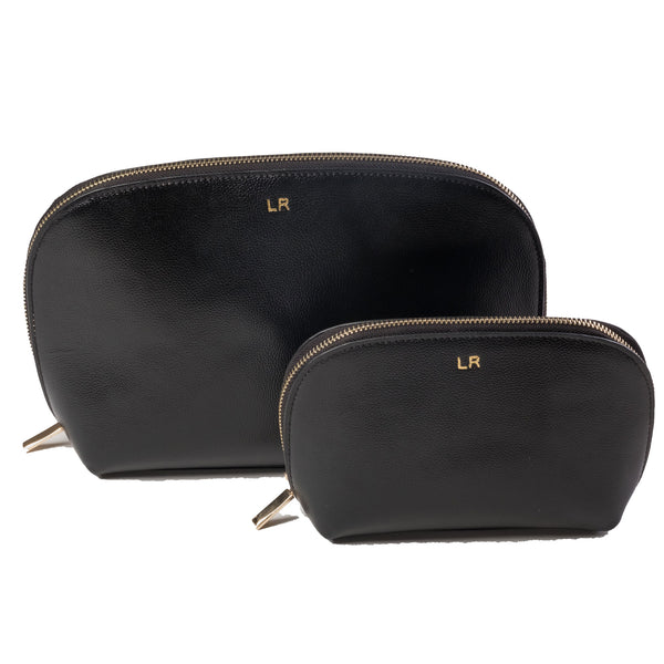 Toiletry Pouch - Black