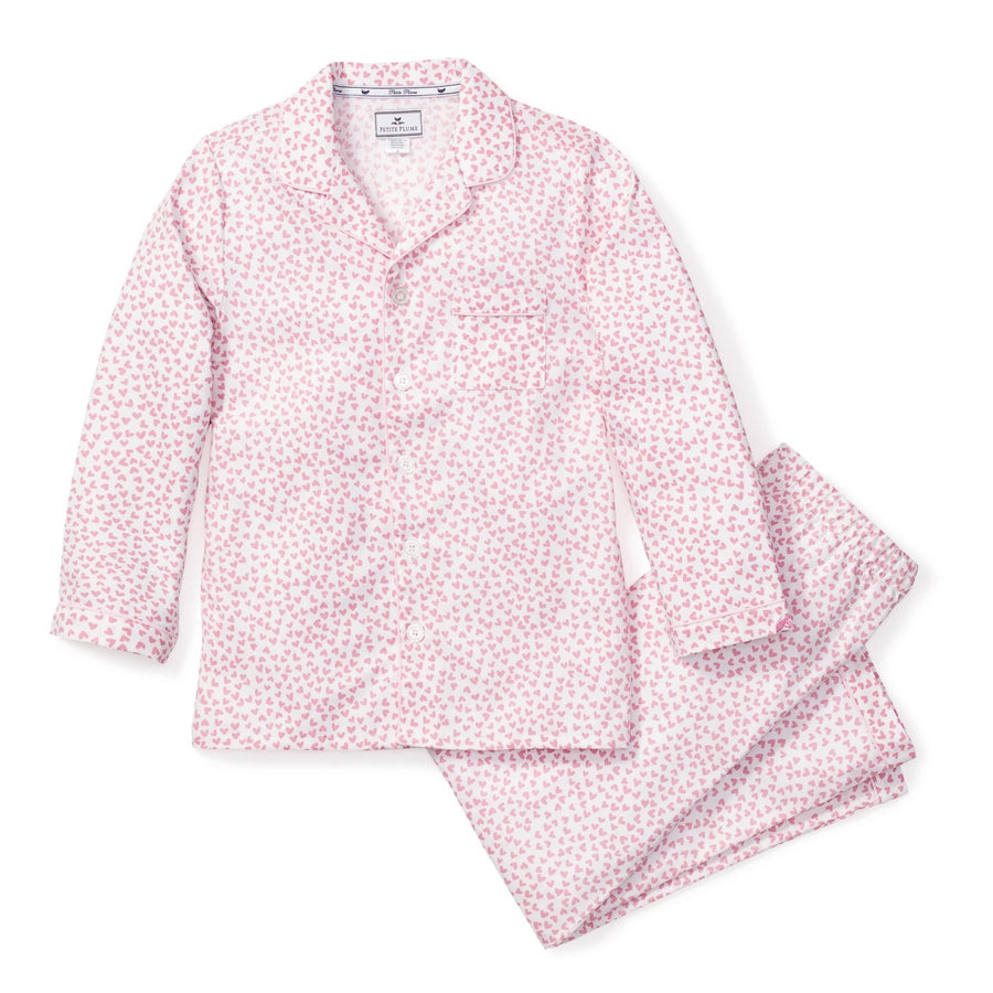 Girl's Sweethearts Pajama Set