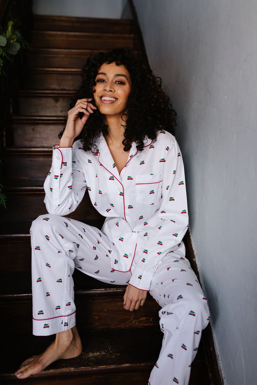 Holiday Journey Pajama Set (Adult)