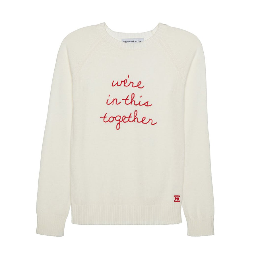 We're In This Together Sweater