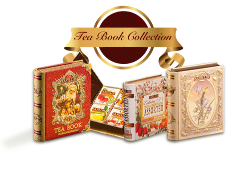 Tea Book Collection
