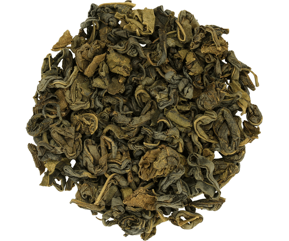Island of Tea Green