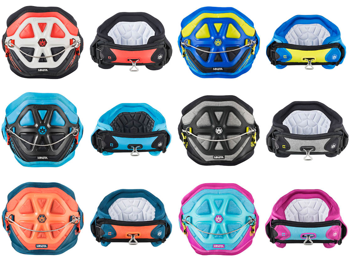 Manera EXO Kitesurfing Harness 2016 Manera UK Store Sizing Guide Size