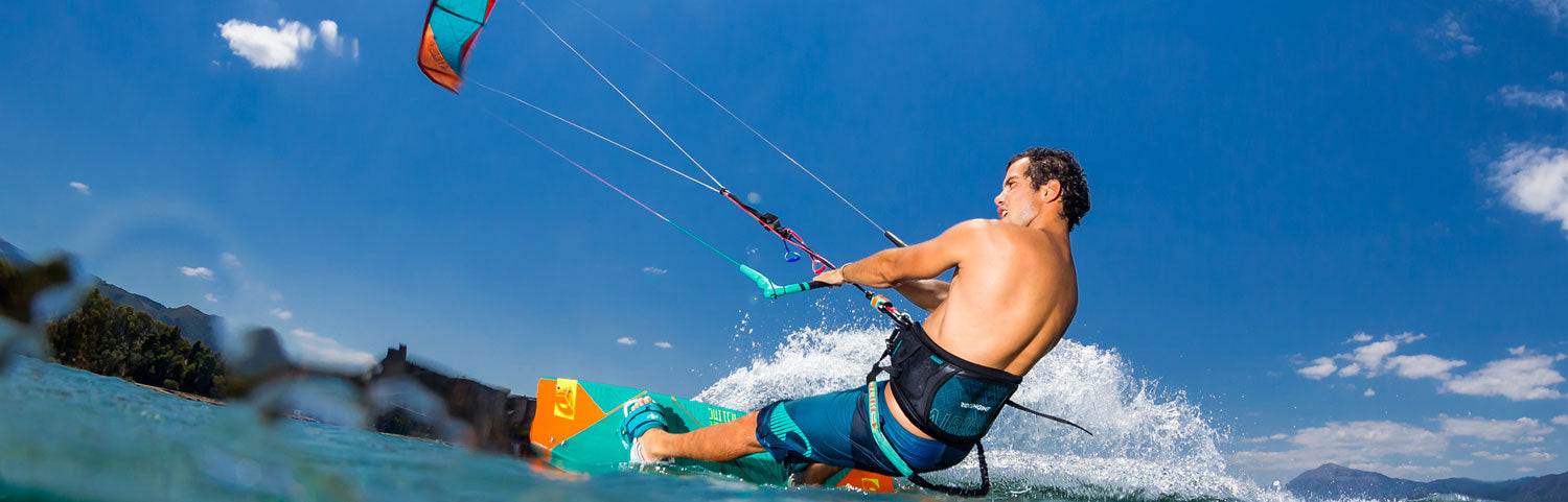 Airush Lithium and Airush Switch Beginner Kitesurfing Package