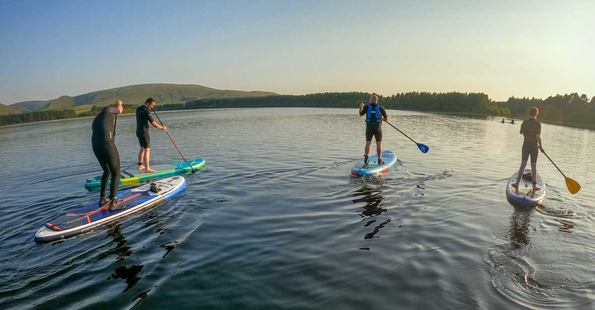 SUP for Beginner - Guide - Beginners SUP