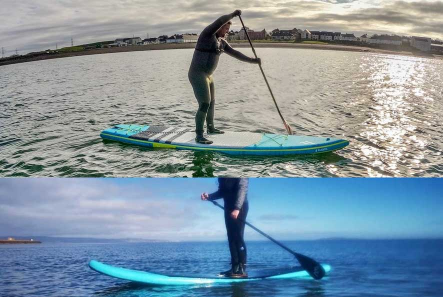 Which SUP For Beginner - Guide