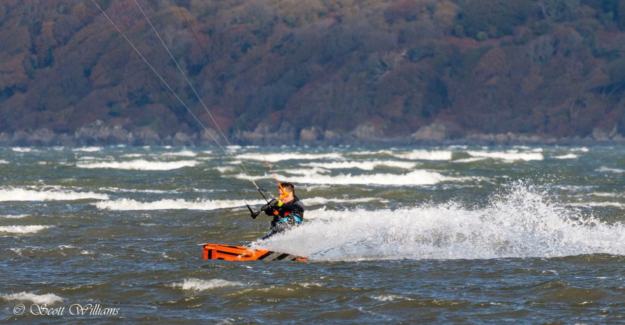 Cabrinha ACE 2017 Review Skymonster Kitesurfing Store UK Scotland