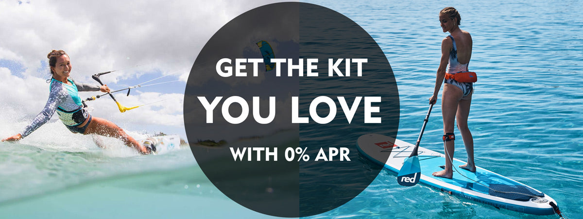 Finance on SUP and Kitesurfing Gear