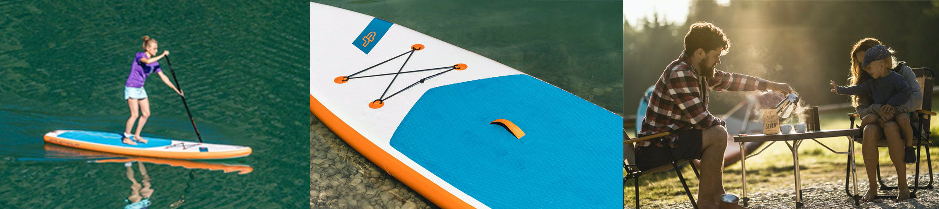 JP Superlight Inflatable SUP Board 2020