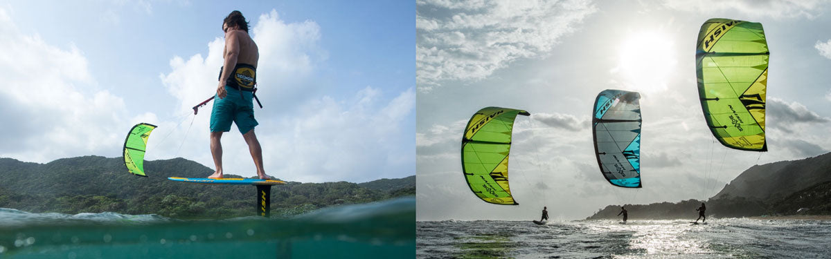 Naish Dash 2019, Naish Ride 2019, Naish Boxer 2019