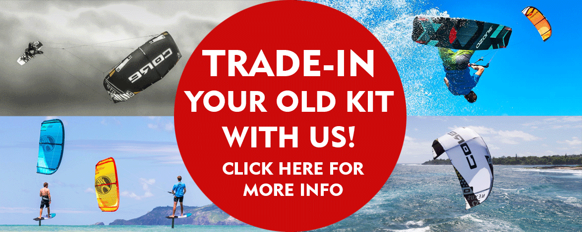 Kitesurfing Trade In Programme