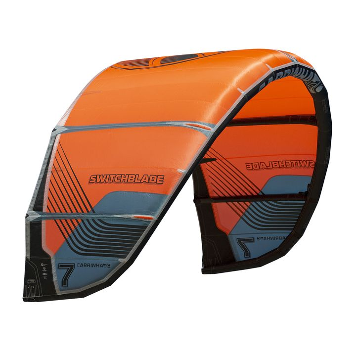 Cabrinha Switchblade 2020 Kitesurfing Kite Orange