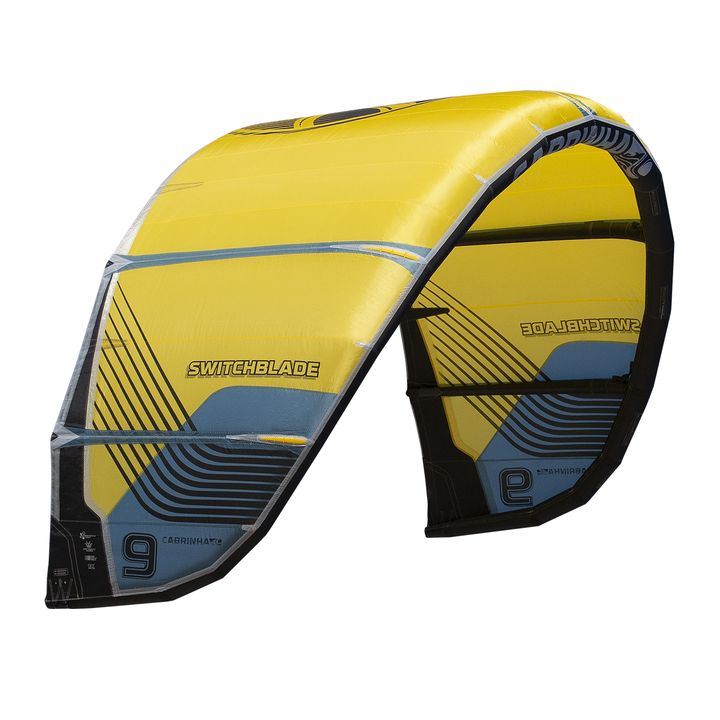 Cabrinha Switchblade 2020 Kitesurfing Kite Yellow