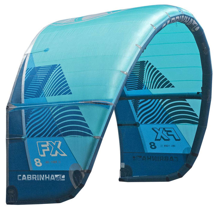 Cabrinha FX 2019 Kite Blue