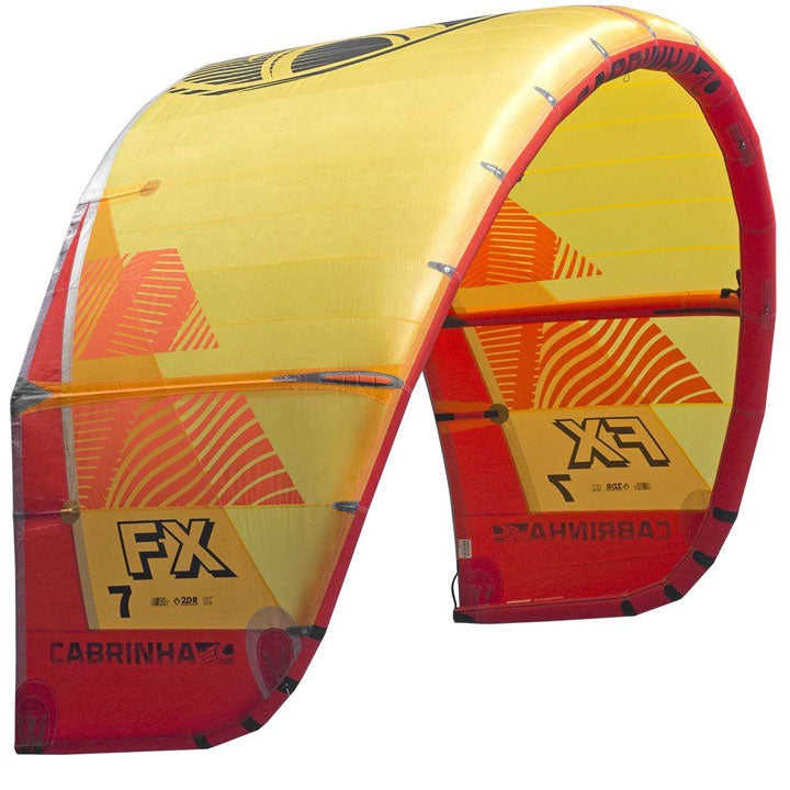 Cabrinha FX 2019 Kite Red