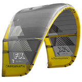 Cabrinha FX 2019 Kite Yellow