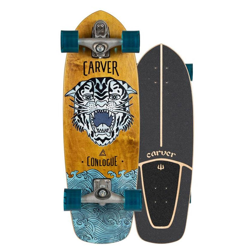 "Carver 29.5"" Conlogue Sea Tiger Surf Skate"