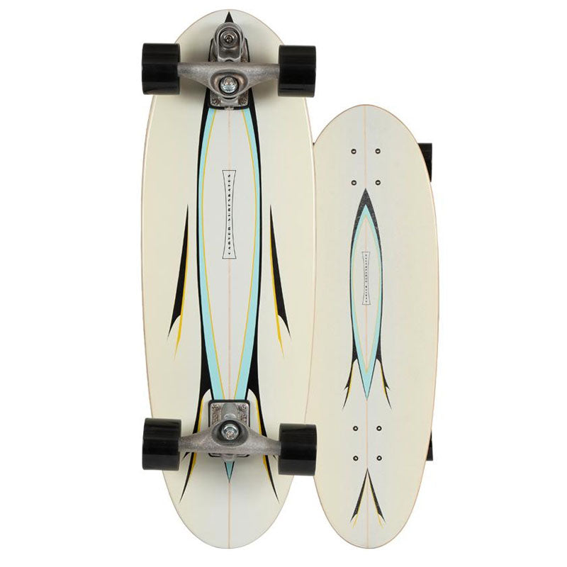 "Carver 30.25"" The Nomad Skateboard Surf Skate"