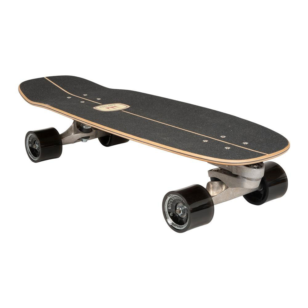 "Carver 30"" Blue Ray Surfskate Skateboard"