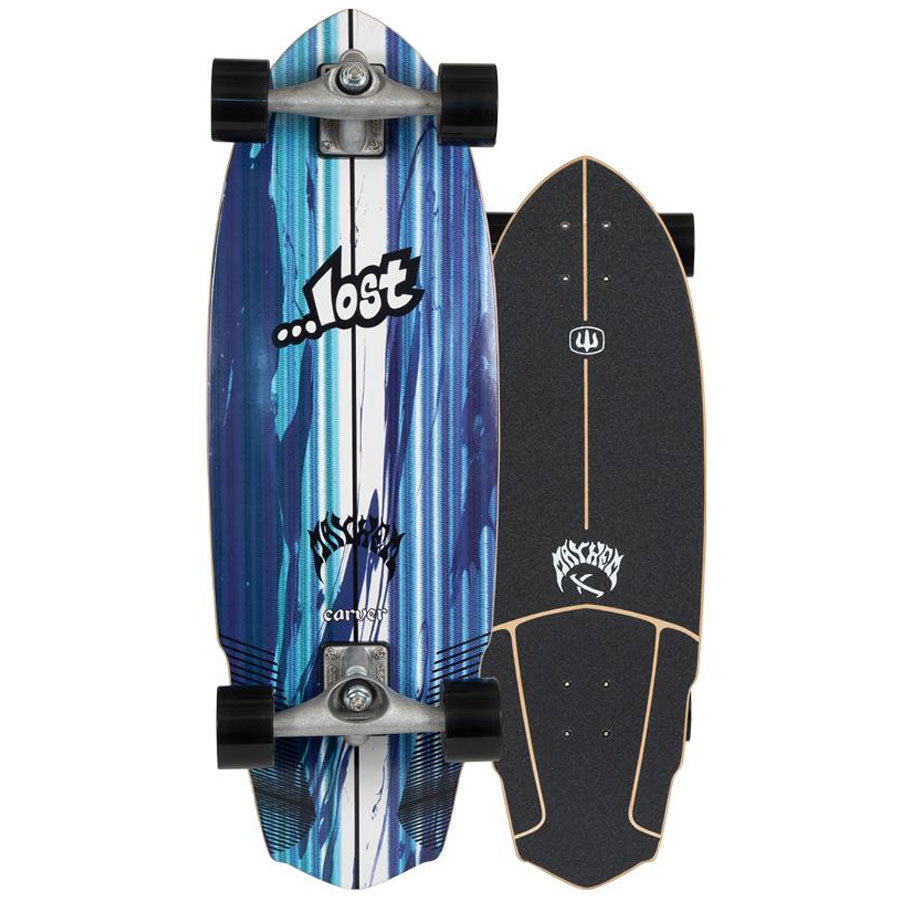 "Carver 30"" Lost V3 Rocket - Surf Skate"