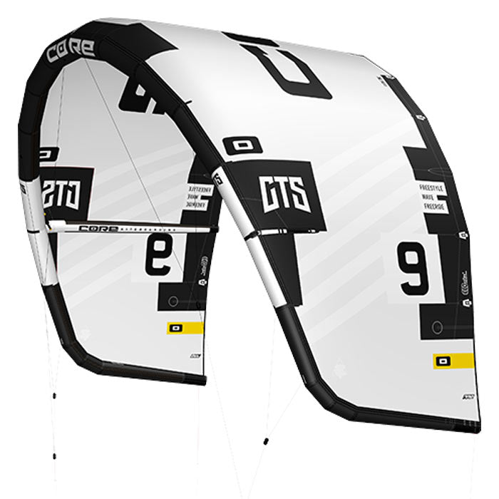 Core GTS6 Kitesurfing Kite White