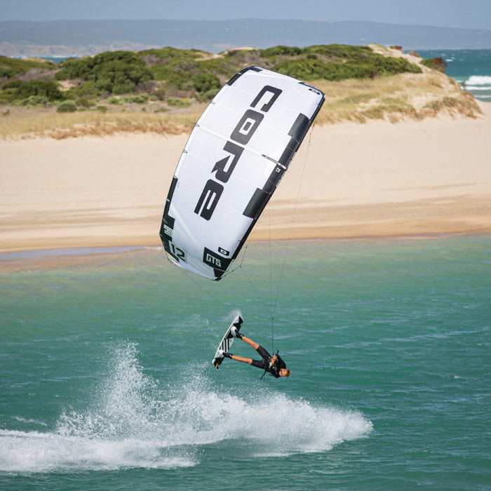 Core GTS6 Kitesurfing Kite Freestyle