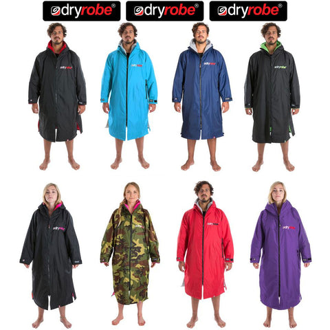 DryRobe Long Sleeve Advance