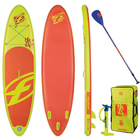 F-One Matira Inflatable SUP Package - 2019