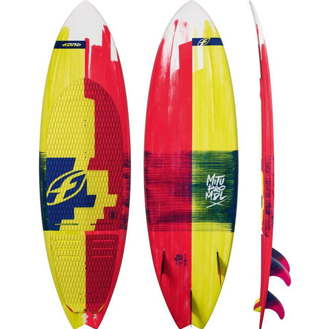 F-One Mitu 2018 Surfboard
