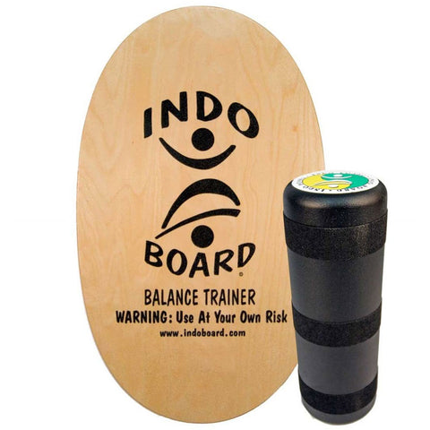 The Original Indo Board - Natural - Balance Board
