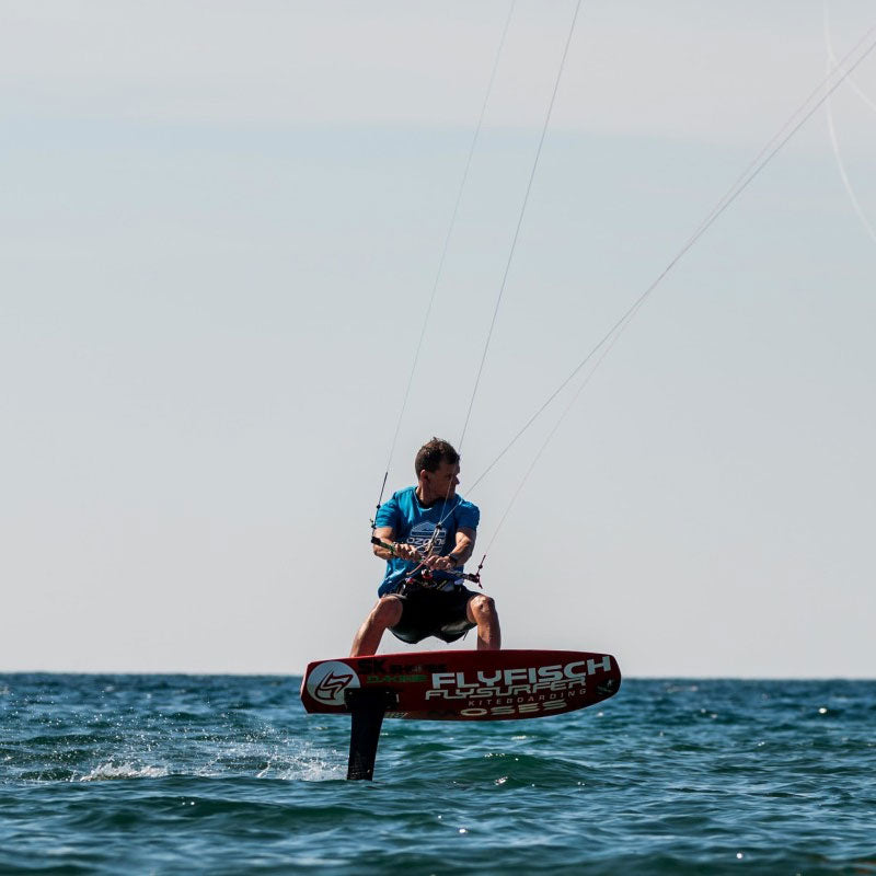 Moses Onada 91 and W633 - Kitesurfing Foil