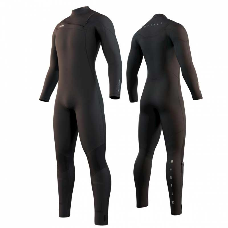 Mystic Marshall 5/3 Front Zip Wetsuit 2021