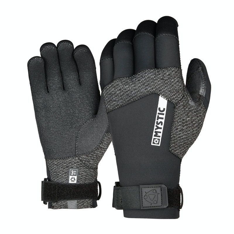 Mystic Marshall Gloves 3mm PreCurved