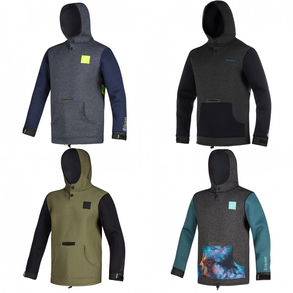 Mystic Voltage Neoprene Hoodies Sweats - 4mm - 2020