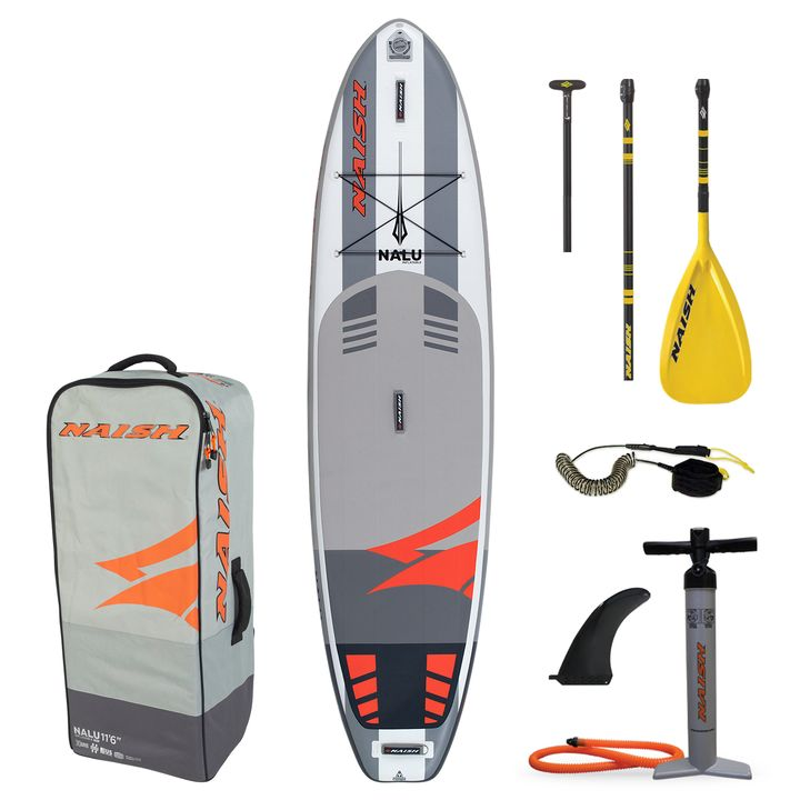 Naish Nalu 11'6 Inflatable SUP Board 2020