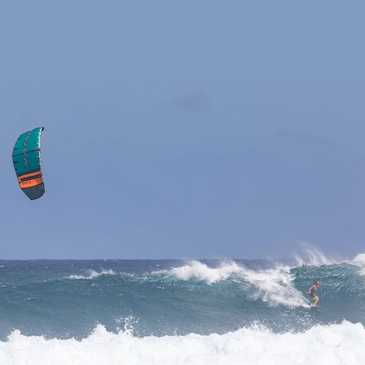 Naish Pivot 2020 Kite Teal Waves