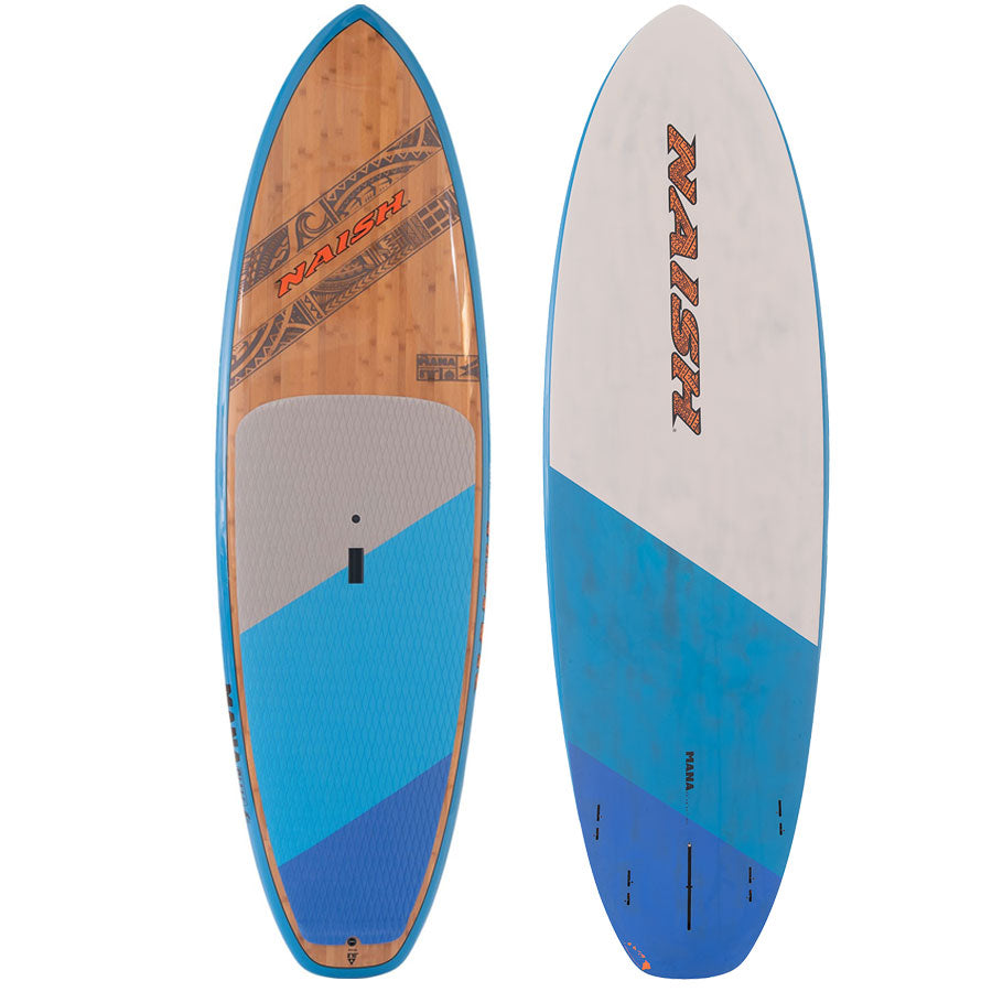 "Naish Mana Custom 8'10"" GTW - S25"